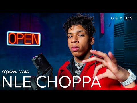 NLE Choppa Camelot (Live Performance) | Open Mic
