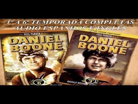 Daniel Boone - O Casamento de Josh (Espanhol)
