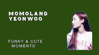 (MOMOLAND) Yeonwoo is being Naughty
