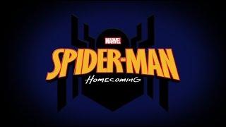 Человек-паук: Возвращение домой (2017) Тизер HD