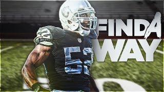 FIND A WAY - NFL Motivational Video