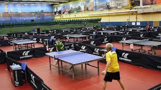 Ананьев Е. (212) 3-1 Дмитриев А. (415) игра за 3 место