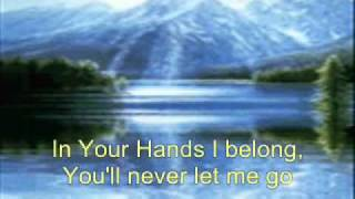 in your hands by hillsong w lyrics