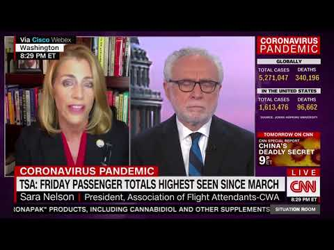 AFA On CNN: Air Travel On The Rise Heading Into Memorial Day Weekend