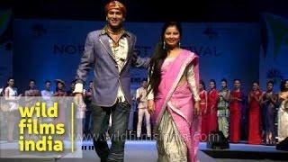 Singer Zubeen Garg with wife and designer Garima Saikia Garg