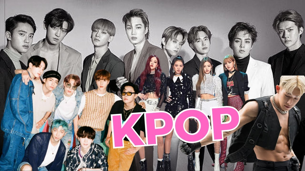 Have An Open Mind: ALL THINGS KPOP! ft. Brooke Morrison