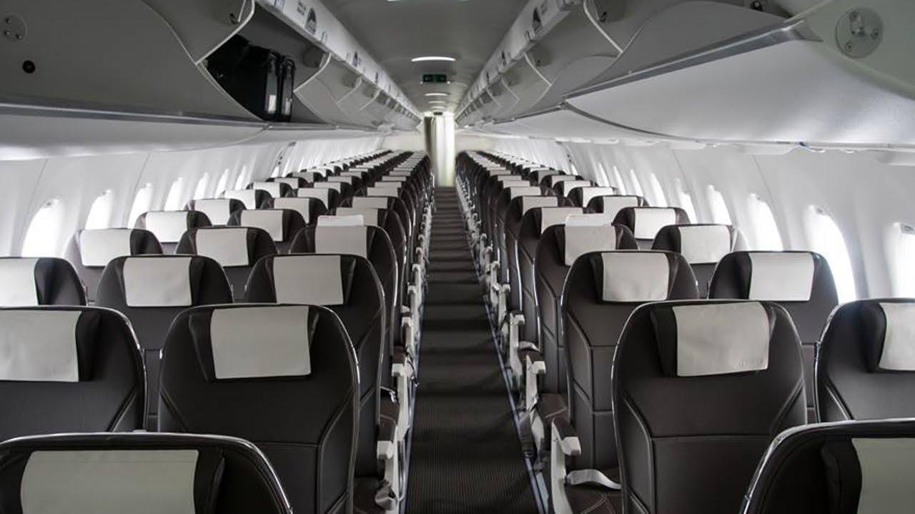 Trip Report Swiss Bombardier Cs100 Waw Zrh Inflight Experience Cseries 100 Youtube