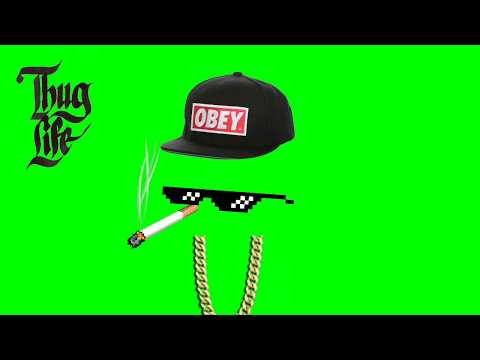 Thug Life l Free Green Screen Video with music