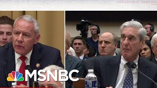 Mueller: President Trump Could Be Criminally Charged With Obstruction After He Leaves Office | MSNBC