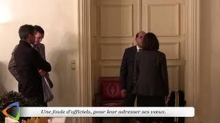 Abdelmajid Tkoub, sous-préfet de l'arrondissement Avallon-Tonnerre.
