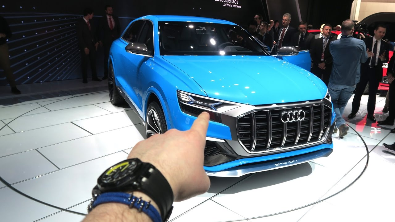 the audi q8 might be the best suv of all time youtube. Black Bedroom Furniture Sets. Home Design Ideas