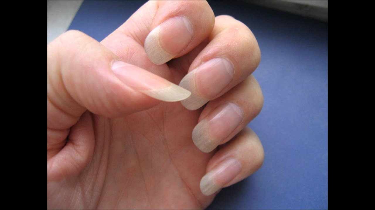 My long nails - YouTube