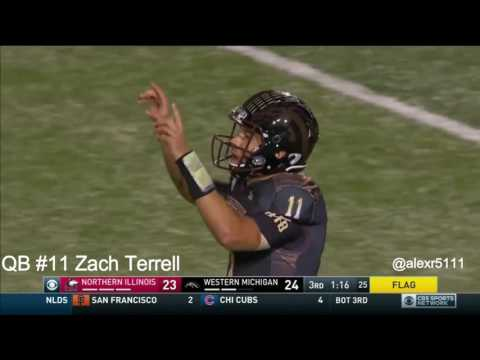 Zach Terrell vs. Northern Illinois (2016)