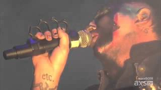 MARILYN MANSON - IRRESPONSIBLE HATE ANTHEM LIVE AT ROCK ON THE RANGE 2015