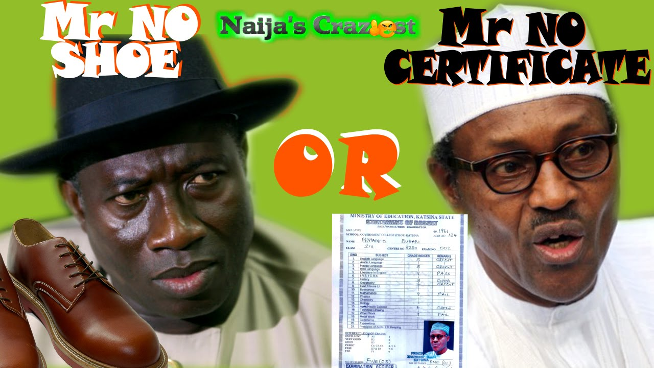 Download Do Not Vote Jonathan or Buhari untill You Watch This Video