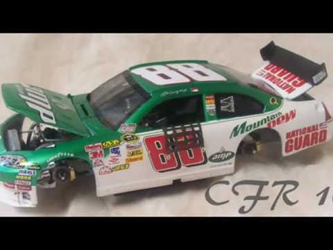 31174 Ford Fusion Nascar No 98 K Love also  likewise 1997 FORD THUNDERBIRD ROAD RACE CAR 154026 further 1698 besides 118 Scale Exxon Stock Car Replica. on nascar model cars