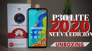 P30 LITE 2020 NEW EDITION│UNBOXING en ESPAÑOL│¿Que CAMBIOS tiene?🤔🤔