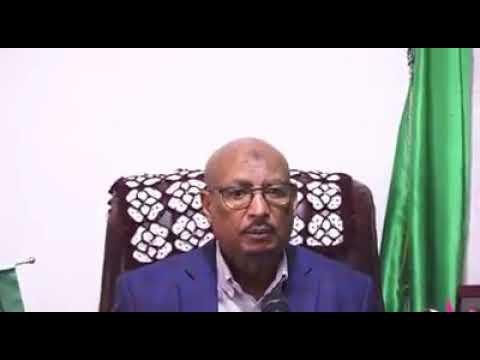 DAAWO: Gudoomiye Faysal Cali Waraabe Oo Dhambaal Hambalyo Ah U Diray Ciidamada Qaranka Somaliland, S
