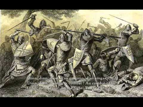 Alan Stivell An alarc'h / Le cygne de Montfort - brezhoneg / français / english