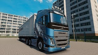 "[""Romania Map v1.0"", ""Volvo FH16 2012 v1.31.2.10"", ""6cyl. Open Pipe Next Stage IV for all Trucks v 2.0 by adi2003de""]"