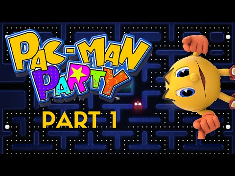 PacMan Party - Greenwood Grove: Part 1