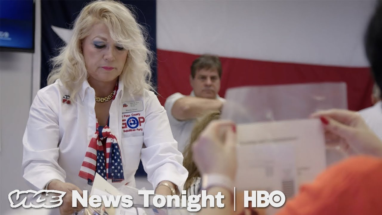 Texas Republicans Are Trying To Sign Up Immigrants Minutes After They Become Citizens (HBO)