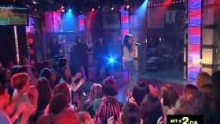 Brandy ~ Right Here (Departed) (Live on TRL)