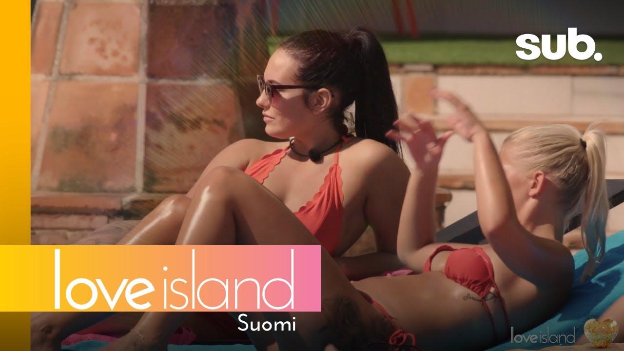 Love Island Suomi Juontaja
