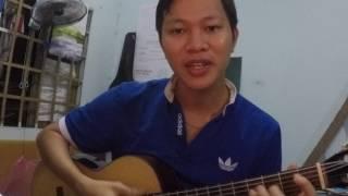 Mash up nhạc thiếu nhi trên guitar - Hòa Văn
