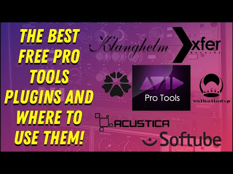 The Best Free AAX Plugins For Pro Tools