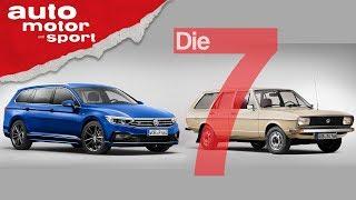 VW Passat (2019): 7 Fakten, die jeder VW-Fan wissen sollte | auto motor & sport