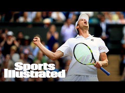 Defending Champ Andy Murray Defeated By Sam Querrey At Wimbledon | SI Wire | Sports Illustrated