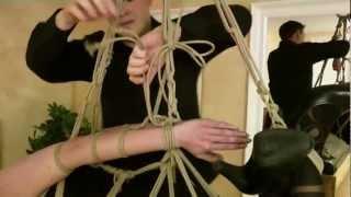 Fesselzeit: Teil 15 - Strappado Hogtie Suspension