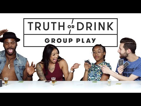 Truth or Drink Group Play (Jim, Sav, Chanarah & Curtis) | Truth or Drink | Cut from YouTube · Duration:  7 minutes 38 seconds