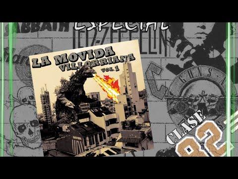 """Rock Land #ClaseDel82 """"La movida villoriana"""""""