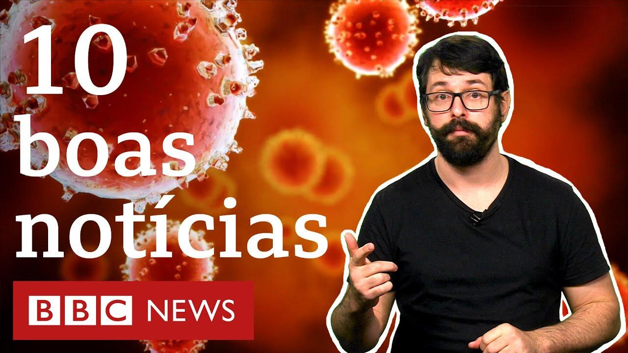 """Coronavírus: 10 boas notícias em meio à """"epidemia de medo"""""""