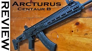 Arcturus Centaur B - Review and Gearbox