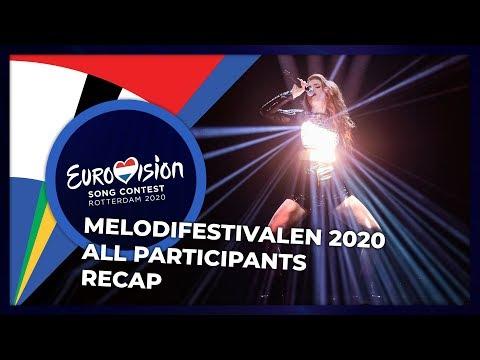 Melodifestivalen 2020 (Sweden)
