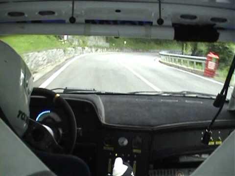 Bertelli Marco Passo dello Spino 2009 Opel Kadett GSI E3/A