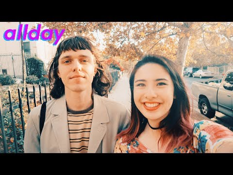 ALLDAY Interview- Australian rapper, being bullied, rebel, Chubby Chronicles, punk band