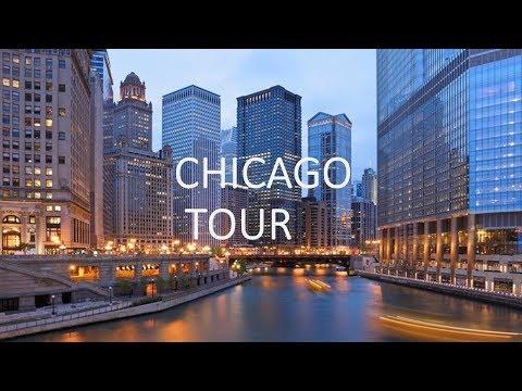 Let's do the CHICAGO Tour (Illinois, USA)