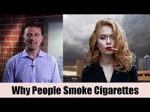 Why People Smoke Cigarettes?