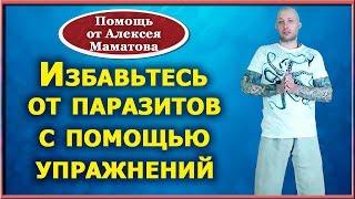 Очищение организма с помощью упражнений. Практики от Алексея Маматова.