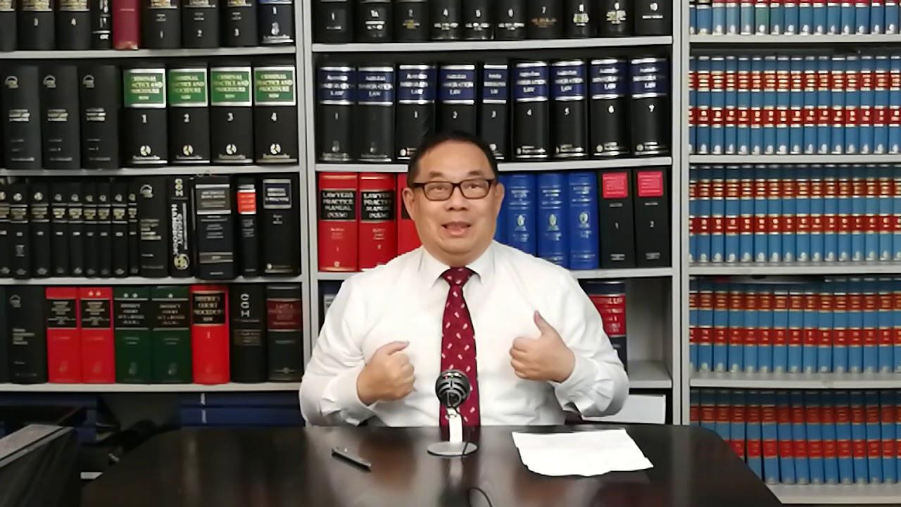 30.06.20 「陳震威大律師」之 妨礙檢控獨立 / 罷工違法