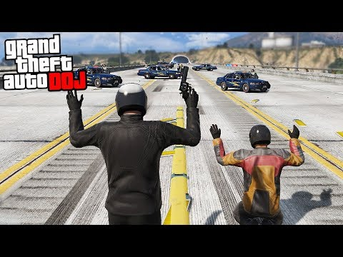 GTA 5 Roleplay - DOJ 15 - That Escalated Quickly