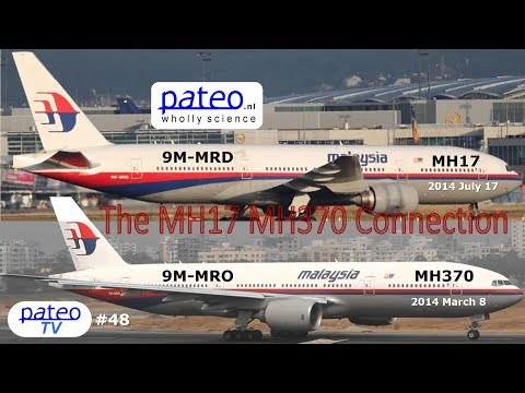 Pateo TV on the MH17 MH370 Connection