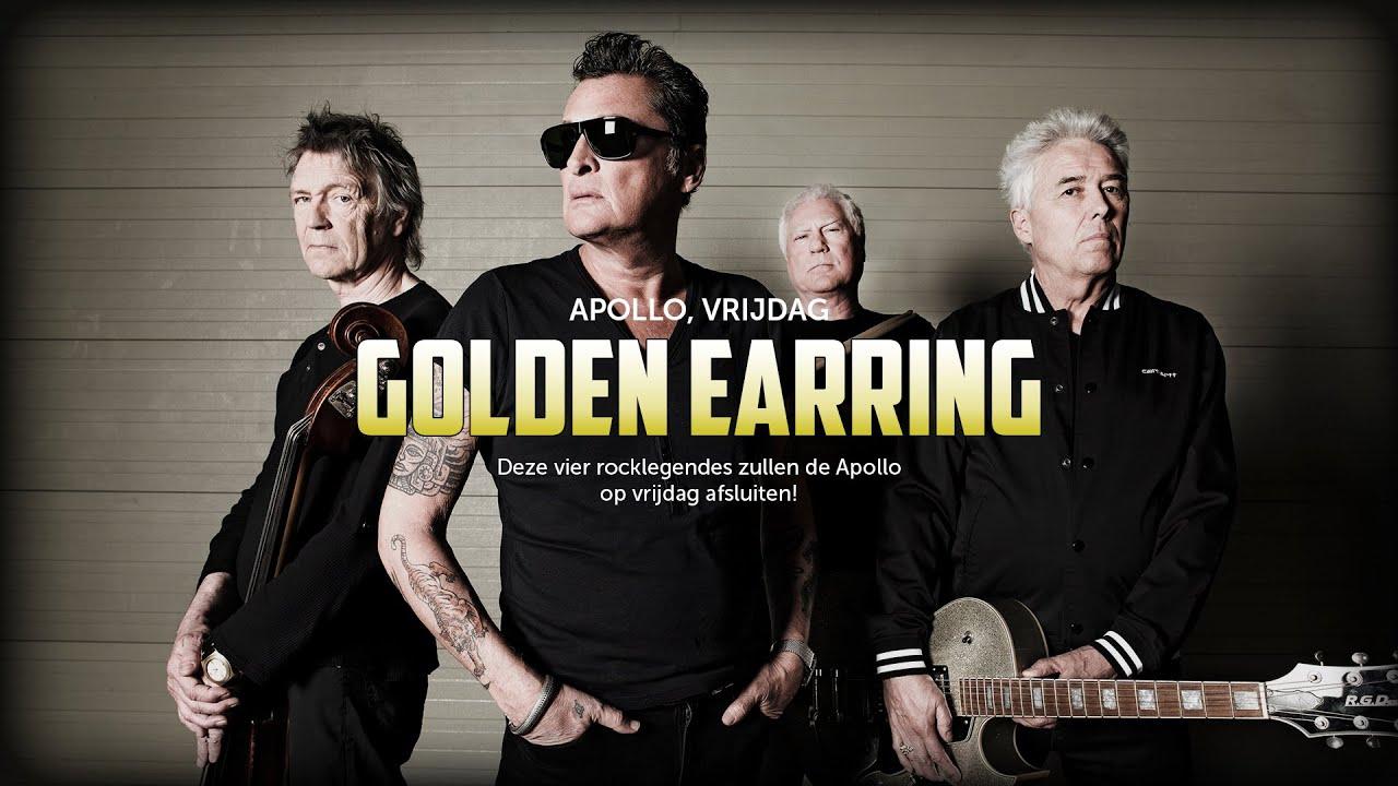 Paaspop 2016: Golden Earring! - YouTube