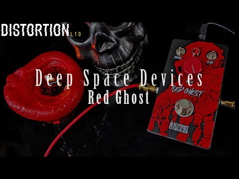 Distortion Ltd. In Focus: Deep Space Devices Red Ghost Distortion