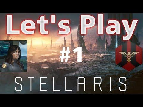 United Terran Empire - Stellaris #1