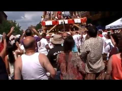 Dance of the Giglio / Dedicated to the EAST HARLEM GIGLIO SOCIETY